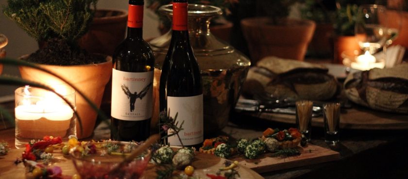 Wine Made on a Mountain: Bartinney Hourglass & Skyfall Launch